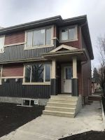 Main Photo:  in Edmonton: Zone 01 House Half Duplex for sale : MLS® # E4086179