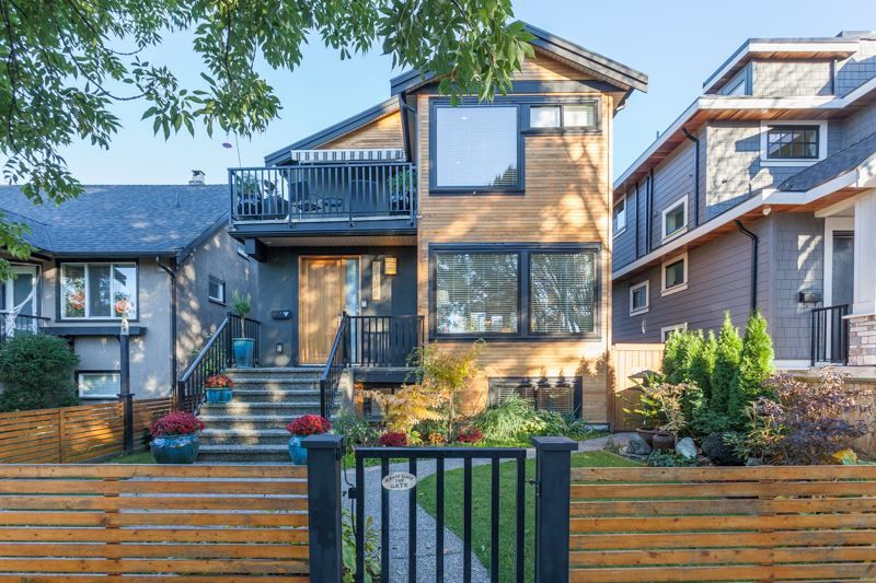 Main Photo: 5158 CHESTER Street in Vancouver: Fraser VE House for sale (Vancouver East)  : MLS® # R2218065