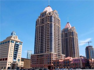 Main Photo: 307 4080 Living Arts Drive in Mississauga: City Centre Condo for lease : MLS® # W3982448