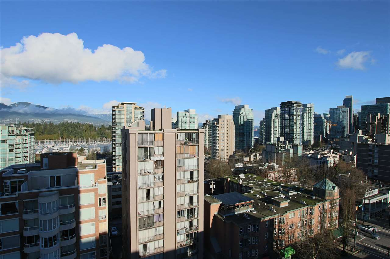 Main Photo: 1101 1860 ROBSON STREET in Vancouver: West End VW Condo for sale (Vancouver West)  : MLS® # R2238546