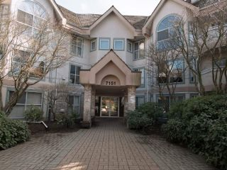 "Main Photo: 107 7151 121 Street in Surrey: West Newton Condo for sale in ""The Highlands"" : MLS® # R2246244"