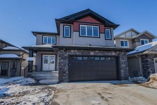 Main Photo: 16532 132 Street in Edmonton: Zone 27 Attached Home for sale : MLS® # E4100821