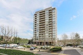 "Main Photo: 1302 9623 MANCHESTER Drive in Burnaby: Cariboo Condo for sale in ""STRATHMORE"" (Burnaby North)  : MLS® # R2248881"
