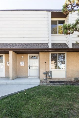 Main Photo: J8 Garden Grove Village in Edmonton: Zone 16 Townhouse for sale : MLS®# E4101737