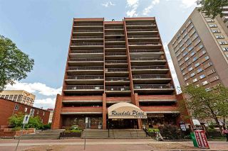 Main Photo: 1104 9917 110 Street in Edmonton: Zone 12 Condo for sale : MLS®# E4115312