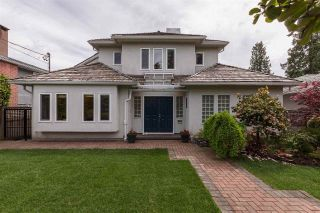 Main Photo: 1188 JEFFERSON Avenue in West Vancouver: Ambleside House for sale : MLS®# R2281070