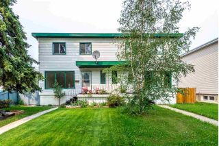 Main Photo: 13536 WOODCROFT Avenue in Edmonton: Zone 07 House Half Duplex for sale : MLS®# E4125712