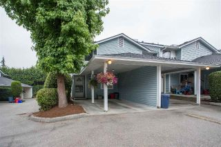 "Main Photo: 11 22411 124 Avenue in Maple Ridge: East Central Townhouse for sale in ""CREEKSIDE VILLAGE"" : MLS®# R2299746"