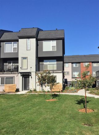 Main Photo: 43 1075 ROSENTHAL Boulevard in Edmonton: Zone 58 Townhouse for sale : MLS®# E4130302