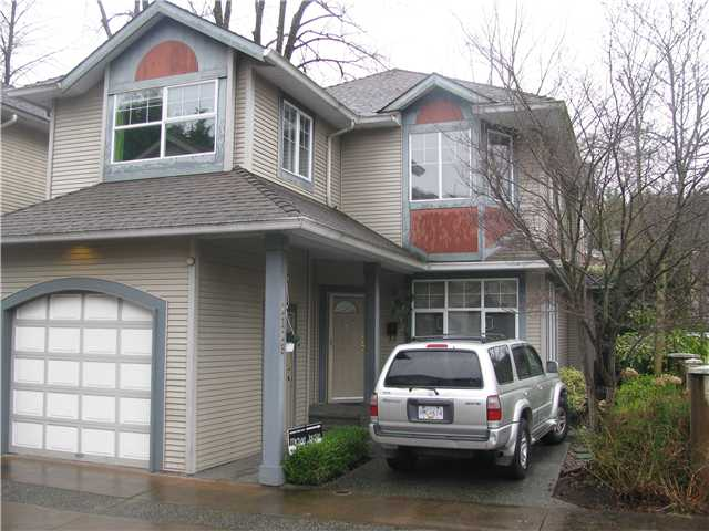 Main Photo: 4 2123 CLARKE Street in Port Moody: Port Moody Centre House for sale : MLS® # V876258
