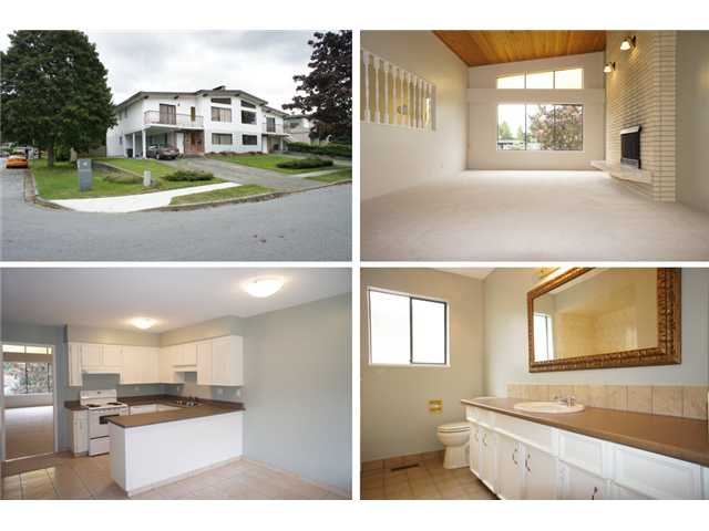Main Photo: 7215 7217 HEWITT Street in Burnaby: Simon Fraser Univer. House Duplex for sale (Burnaby North)  : MLS® # V914804