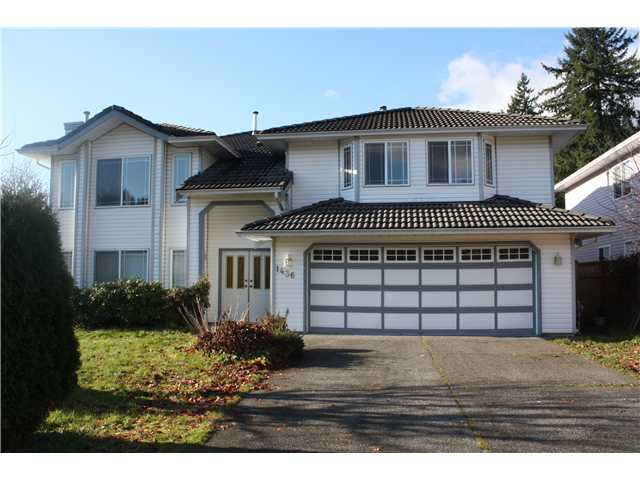 Main Photo: 1436 HOCKADAY Street in Coquitlam: Hockaday House for sale : MLS® # V921215