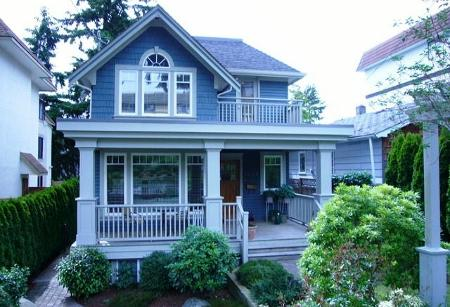 Main Photo: 1359 FOSTER ST in White Rock: House for sale : MLS® # F1016652