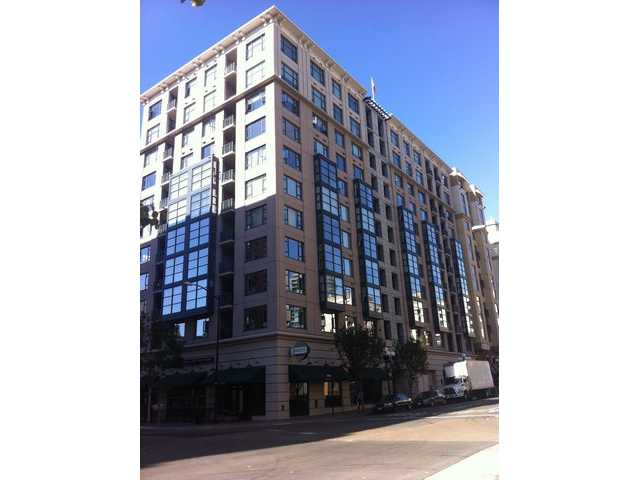 Main Photo: DOWNTOWN Condo for sale : 1 bedrooms : 530 K Street #417 in San Diego