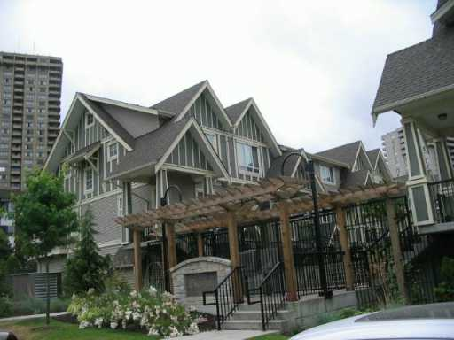 "Photo 5: 29 4288 SARDIS ST in Burnaby: Central Park BS Townhouse for sale in ""ORCHARD LANE"" (Burnaby South)  : MLS(r) # V600761"
