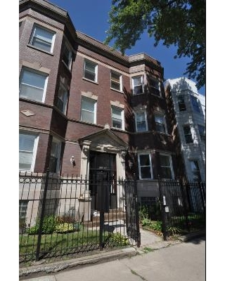 Main Photo: 6116 Ingleside Avenue Unit 3 in CHICAGO: Woodlawn Rentals for rent ()  : MLS(r) # 08746307