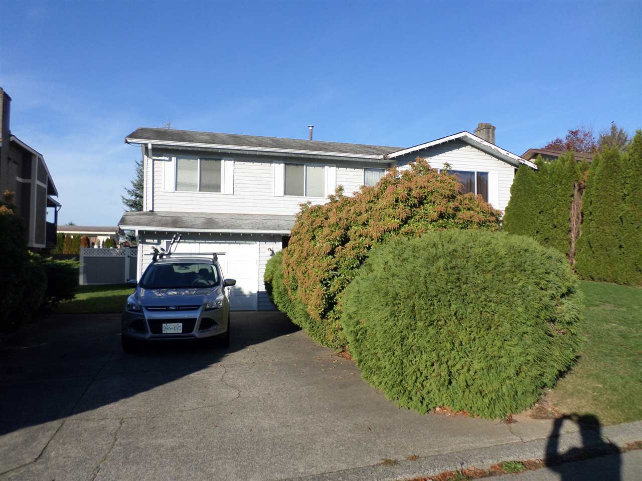 Main Photo: 3403 SAANICH Street in Abbotsford: Abbotsford West House for sale : MLS® # R2011259