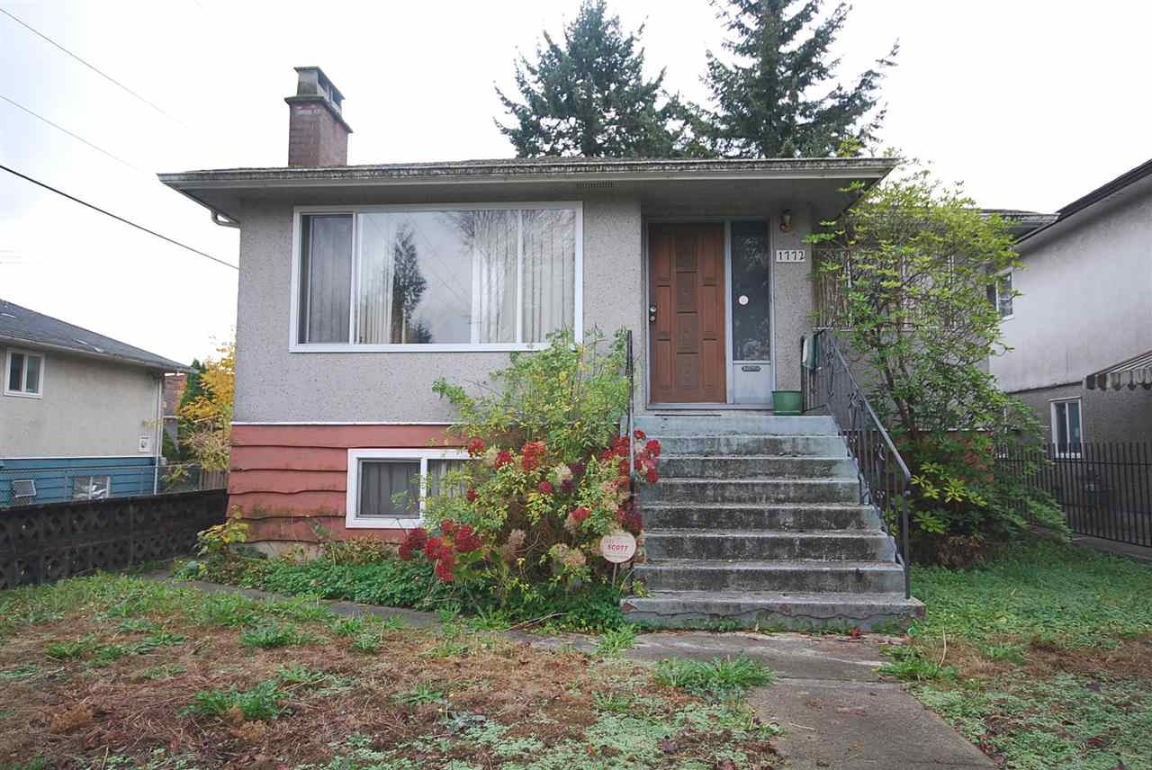 Main Photo: 1772 E 30TH Avenue in Vancouver: Victoria VE House for sale (Vancouver East)  : MLS® # R2013052