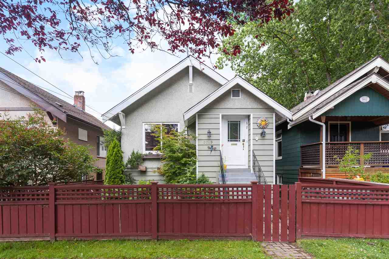 "Photo 2: 3709 WINDSOR Street in Vancouver: Fraser VE House for sale in ""CEDAR COTTAGE"" (Vancouver East)  : MLS® # R2087018"