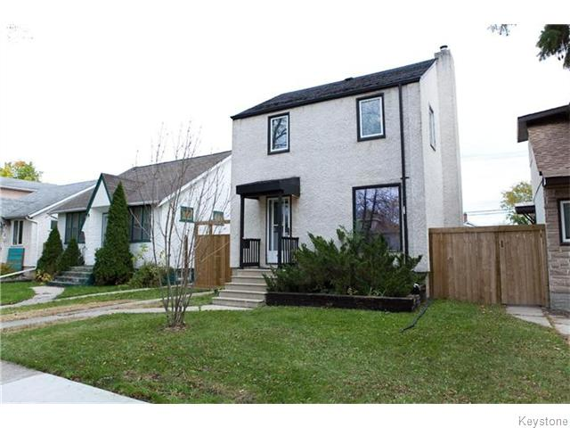 Main Photo: 434 De La Morenie Street in Winnipeg: St Boniface Residential for sale (2A)  : MLS® # 1626732