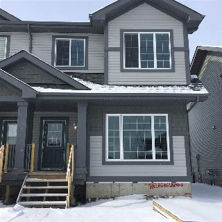 Main Photo:  in Edmonton: Zone 58 House Half Duplex for sale : MLS(r) # E4053474