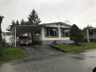 "Main Photo: 107 8560 156 in Surrey: Fleetwood Tynehead Manufactured Home for sale in ""Westvilla"" : MLS(r) # R2148670"