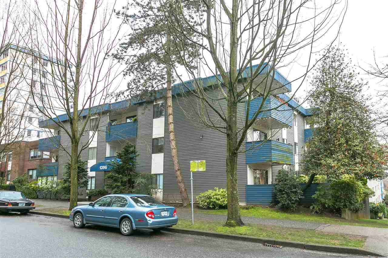 "Photo 16: 201 1396 BURNABY Street in Vancouver: West End VW Condo for sale in ""THE BRAMBLEBERRY"" (Vancouver West)  : MLS® # R2161536"