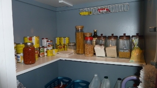 YES! - there is a pantry in this 1967 Bungalow