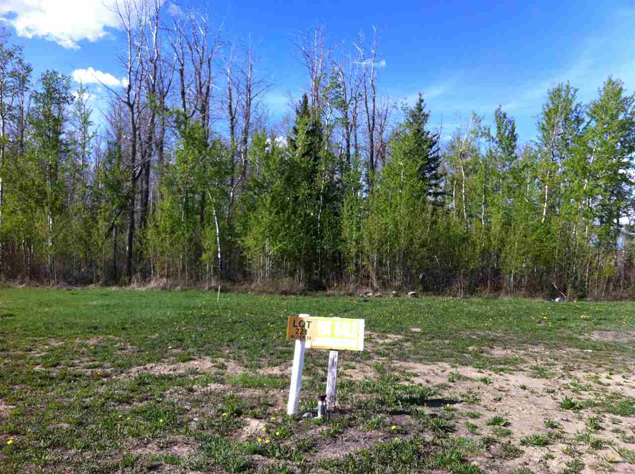 Main Photo: 4718 39 Avenue: Gibbons Vacant Lot for sale : MLS(r) # E4063132