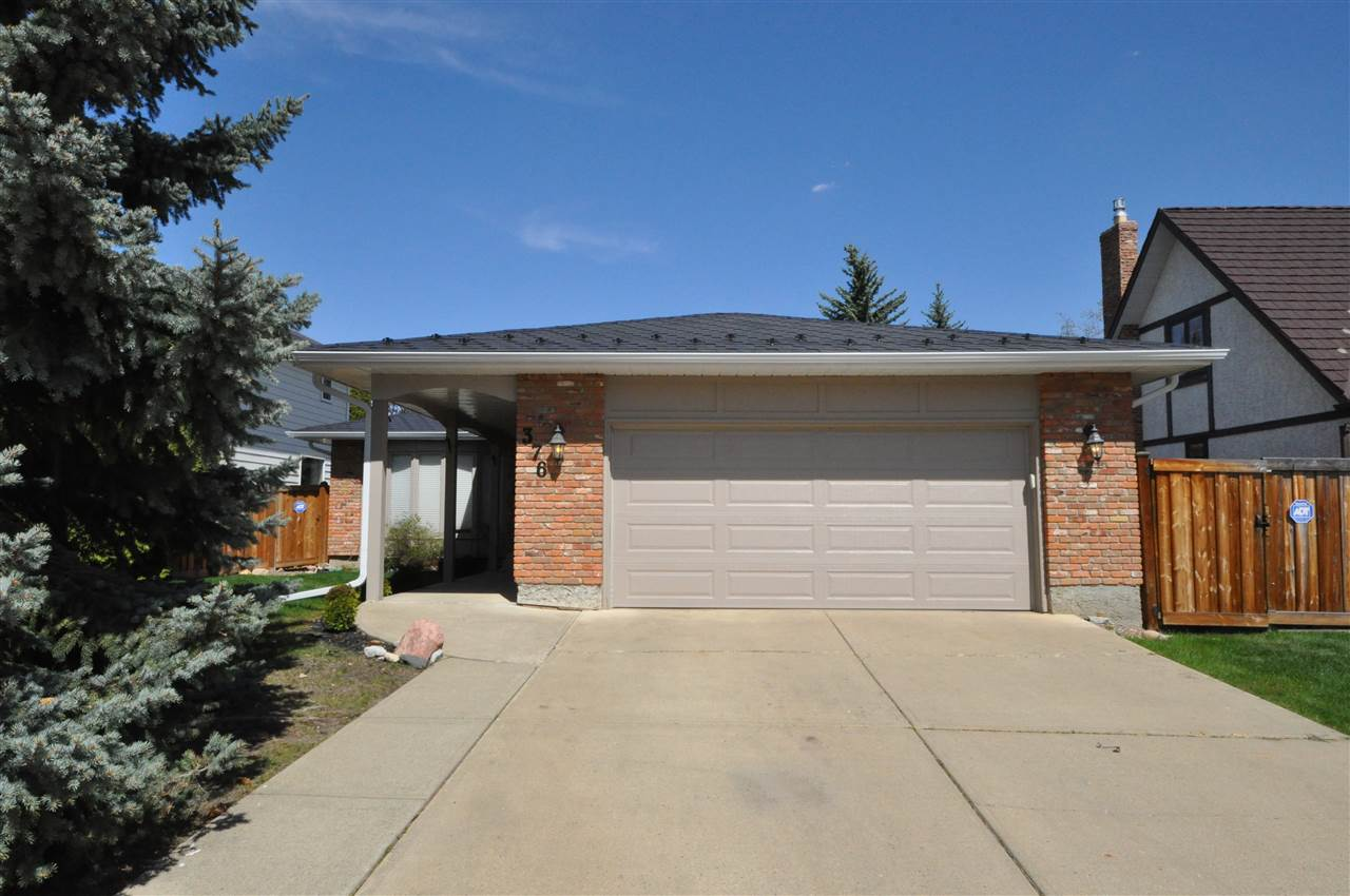 Main Photo: 376 LESSARD Drive in Edmonton: Zone 20 House for sale : MLS(r) # E4064970