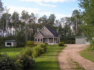 Main Photo: #18 2419 TWP Rd 545: Rural Lac Ste. Anne County House for sale : MLS(r) # E4065447