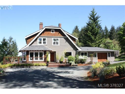 Main Photo: 2564 Lavinia Road in SHAWNIGAN LAKE: ML Shawnigan Lake Single Family Detached for sale (Malahat & Area)  : MLS(r) # 378327