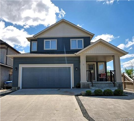 Main Photo: 6 Red Lily Road in Winnipeg: Sage Creek Residential for sale (2K)  : MLS(r) # 1713010