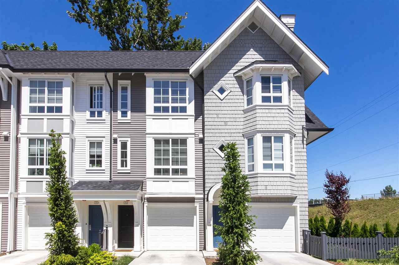 "Main Photo: 76 8476 207A Street in Langley: Willoughby Heights Townhouse for sale in ""YORK By Mosaic"" : MLS®# R2173996"