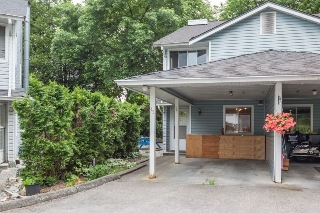 "Main Photo: 45 22412 124 Avenue in Maple Ridge: East Central Townhouse for sale in ""CREEKSIDE VILLAGE"" : MLS(r) # R2177490"