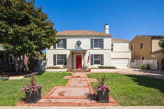 Main Photo: CORONADO VILLAGE House for sale : 5 bedrooms : 945 I Ave in Coronado