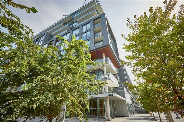 Main Photo: N205 455 E Front Street in Toronto: Waterfront Communities C8 Condo for sale (Toronto C08)  : MLS® # C3932960