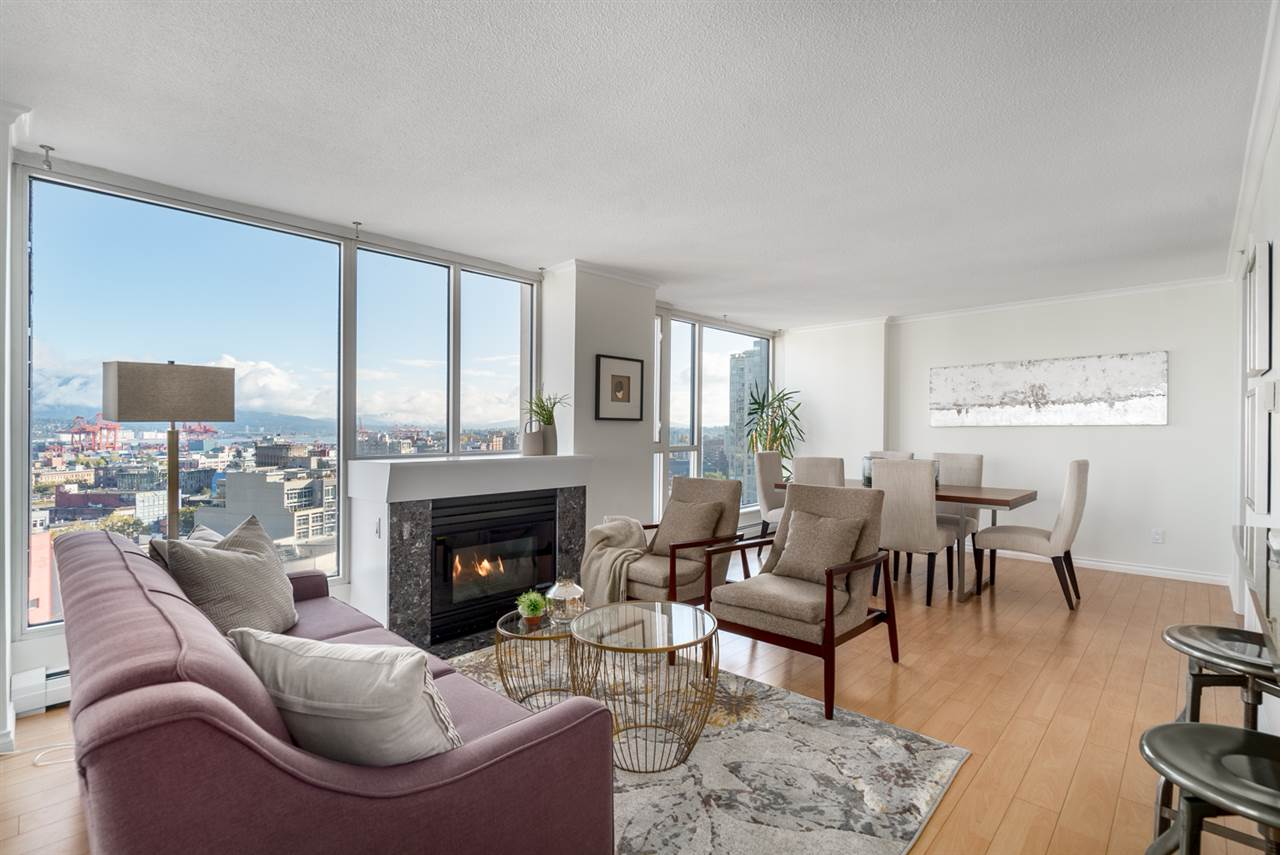 "Main Photo: 1502 183 KEEFER Place in Vancouver: Downtown VW Condo for sale in ""Paris Place"" (Vancouver West)  : MLS® # R2214115"