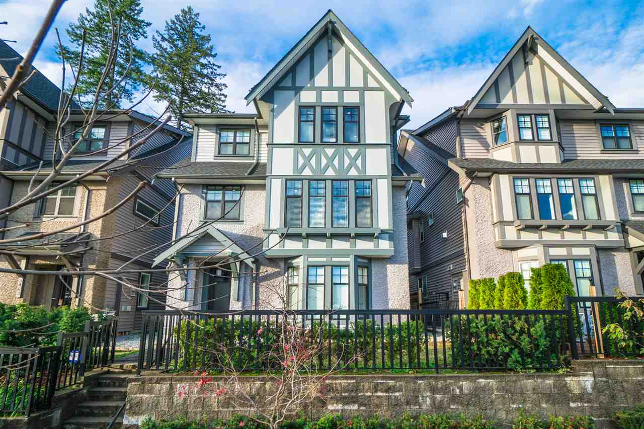 Main Photo: 3465 DAVID Avenue in Coquitlam: Burke Mountain House for sale : MLS® # R2224425