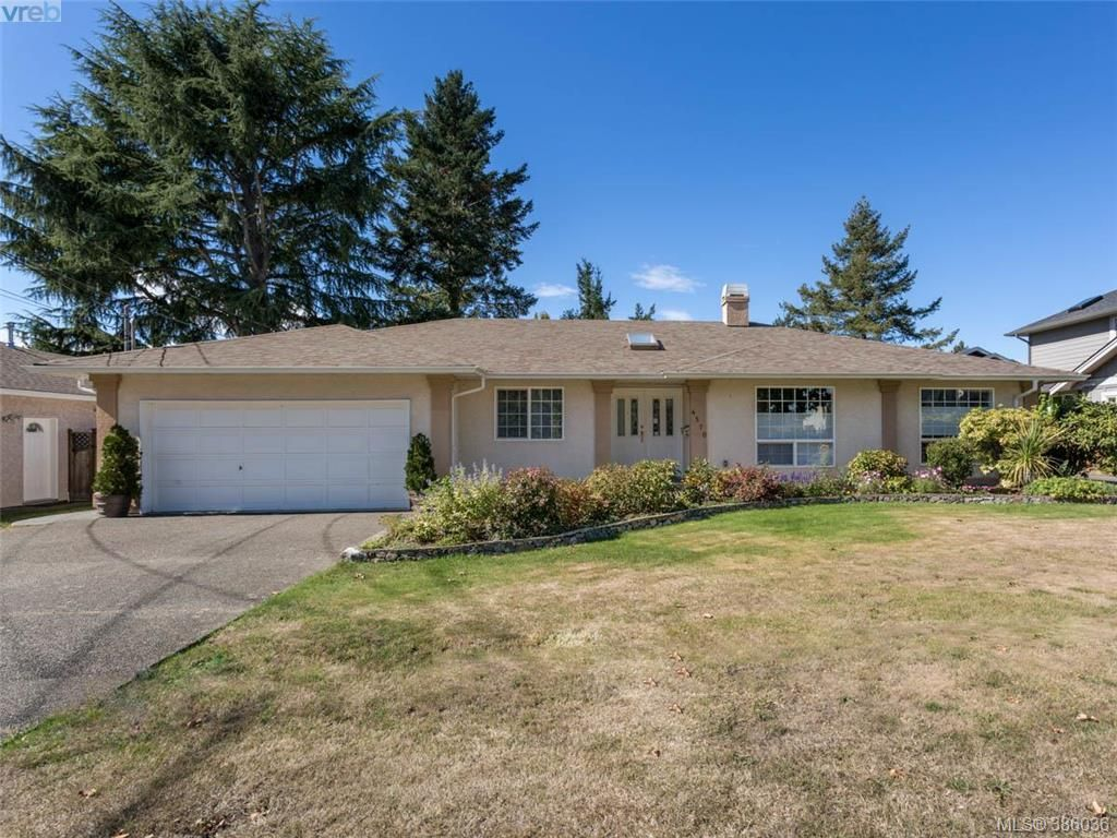 Main Photo: 4570 Viewmont Avenue in VICTORIA: SW Royal Oak Single Family Detached for sale (Saanich West)  : MLS®# 386036