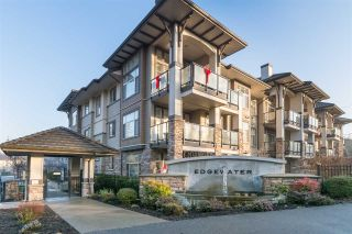 "Main Photo: 313 15195 36 Avenue in Surrey: Morgan Creek Condo for sale in ""EDGEWATER"" (South Surrey White Rock)  : MLS® # R2227987"
