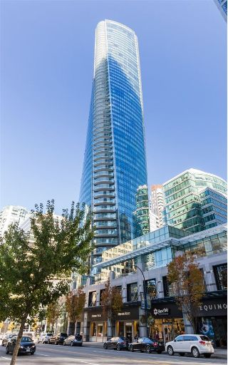 Main Photo: 5106 1151 W GEORGIA Street in Vancouver: Coal Harbour Condo for sale (Vancouver West)  : MLS® # R2236616