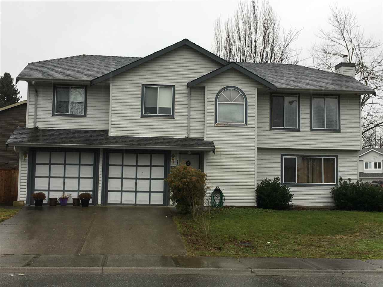 Main Photo: 31334 MCCONACHIE Place in Abbotsford: Abbotsford West House for sale : MLS®# R2237362