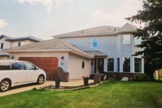 Main Photo: 57 Chelsea Way: Sherwood Park House for sale : MLS® # E4095864
