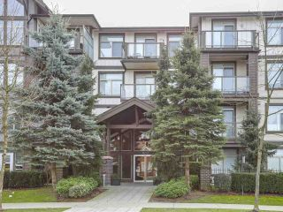 "Main Photo: 402 15322 101 Avenue in Surrey: Guildford Condo for sale in ""Escada"" (North Surrey)  : MLS®# R2247006"
