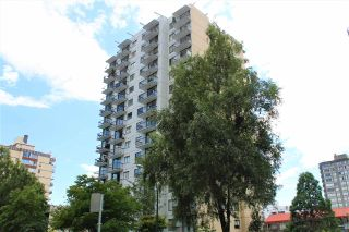 "Main Photo: 1008 1146 HARWOOD Street in Vancouver: West End VW Condo for sale in ""LAMPLIGHTER"" (Vancouver West)  : MLS® # R2249295"