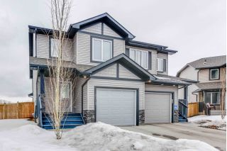 Main Photo: 14018 164 Avenue in Edmonton: Zone 27 House Half Duplex for sale : MLS®# E4101825
