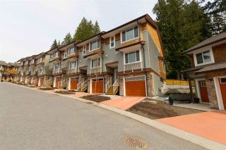 "Main Photo: 20 23651 132 Avenue in Maple Ridge: Silver Valley Townhouse for sale in ""MYRON'S MUSE"" : MLS®# R2272481"