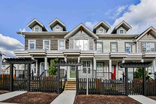 "Main Photo: 80 7169 208A Street in Langley: Willoughby Heights Townhouse for sale in ""Lattice"" : MLS®# R2276268"