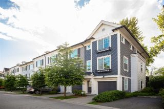 "Main Photo: 82 3010 RIVERBEND Drive in Coquitlam: Coquitlam East Townhouse for sale in ""WESTWOOD"" : MLS®# R2278317"